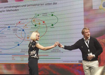 Organisationale Handlungsschwerpunkte kennen und diskutierbar machen – Anja Schmitz und Jan Foelsing