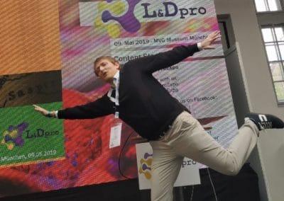 Shifting Learning Spaces – Wandel der Lernräume – Jan Foelsing